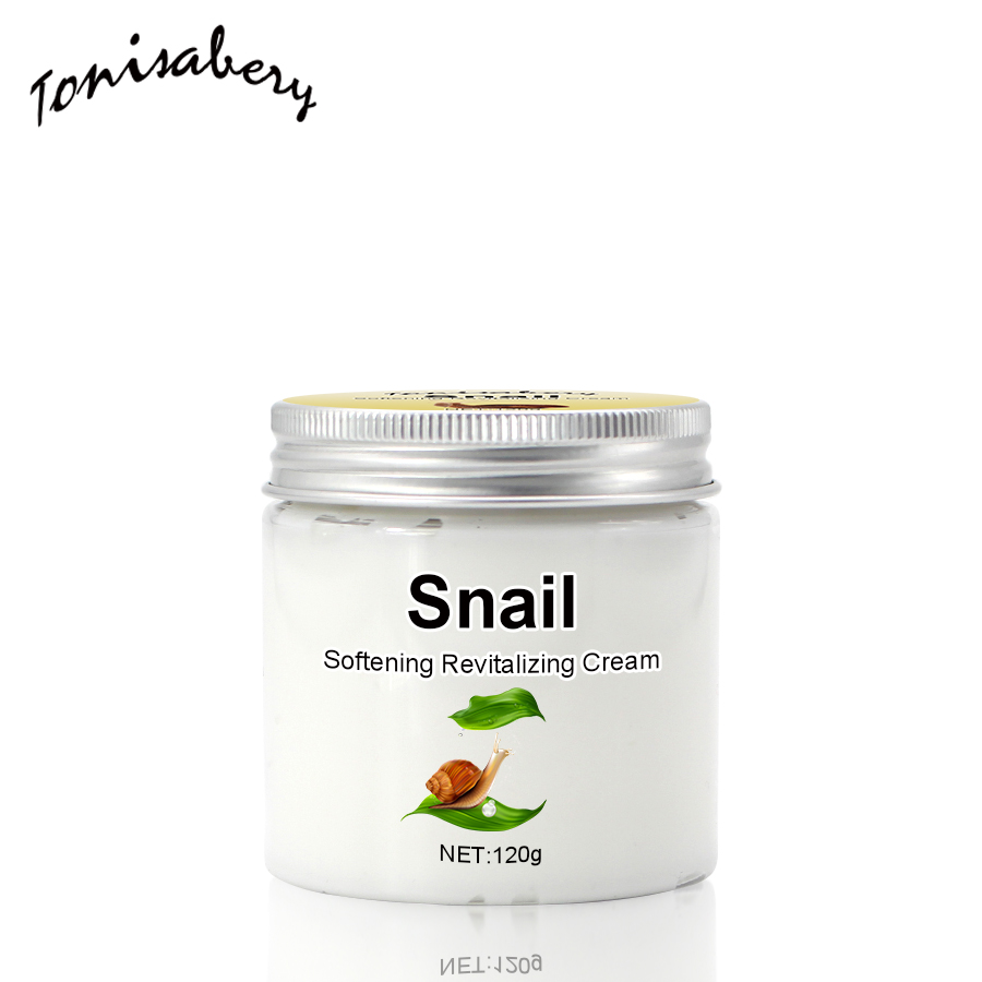 Snail Extract Body Creams & Lotion Moisturizing Cream Body Moisturizer for Dry Skin and Rough Whiteing Anti-Aging Cream 120g