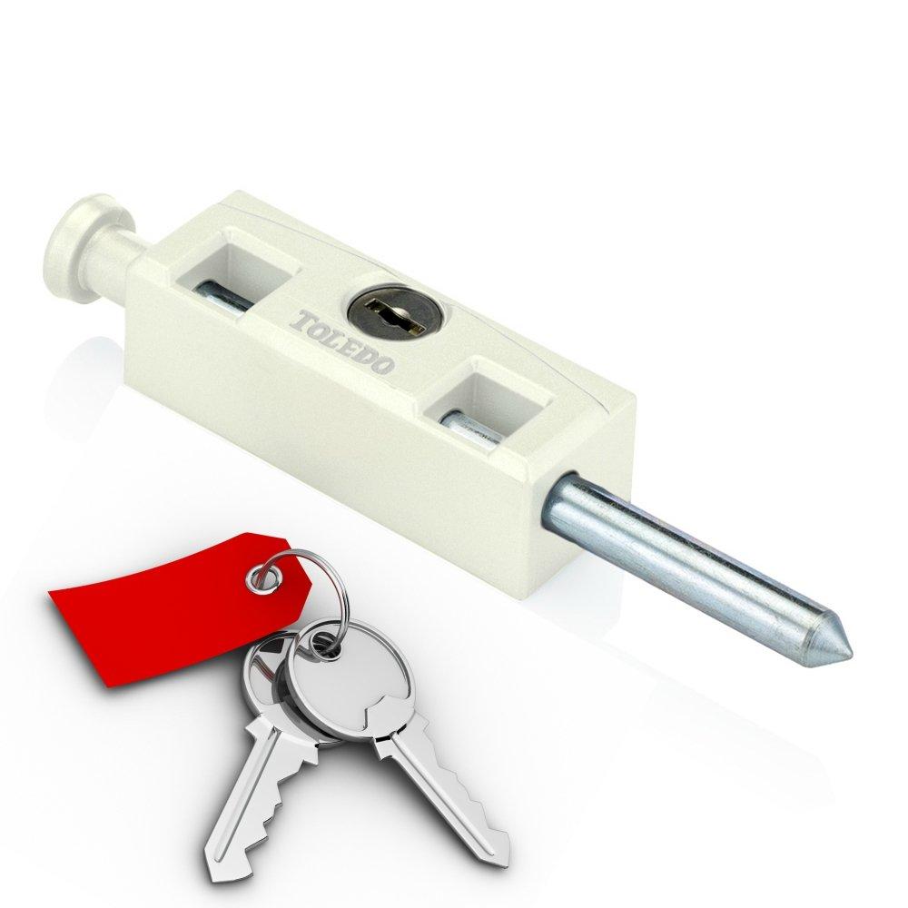 Buy Toledo Window Sliding Patio Door Bolt Lock Tdp 02w Keyed