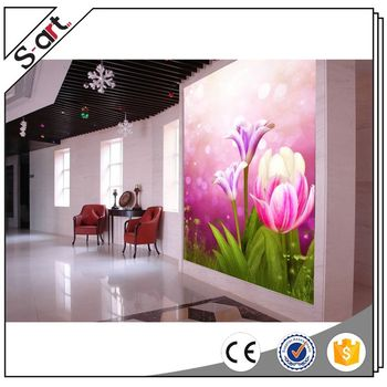 Factory Supply New Arrival Wallpaper 3d Wall Mural Of Sunflower