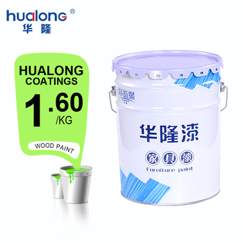 Hualong PE Coating Spot Varnish Polyester Main Raw Material Rolling Paint
