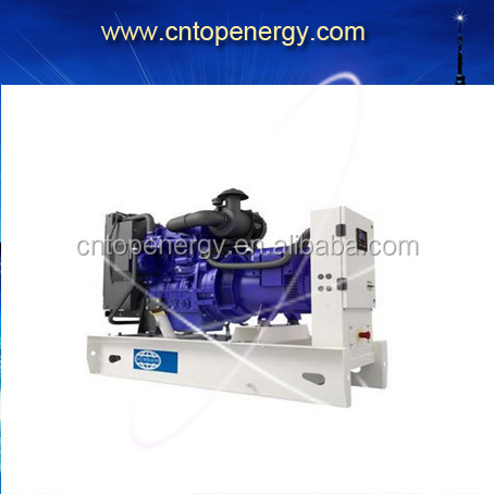 P40-3S 45kva 36kw 1103A-33TG1 Engine Conopy FG Wilson Diesel Generator gas generator sets With Leroy Alternator (20 - 500 kVA)