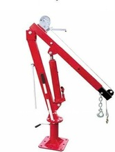 1000LBS Pickup shop crane with winch