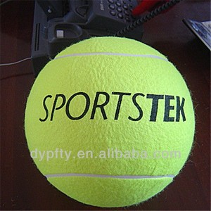 9.5 inch inflatable big tennis ball