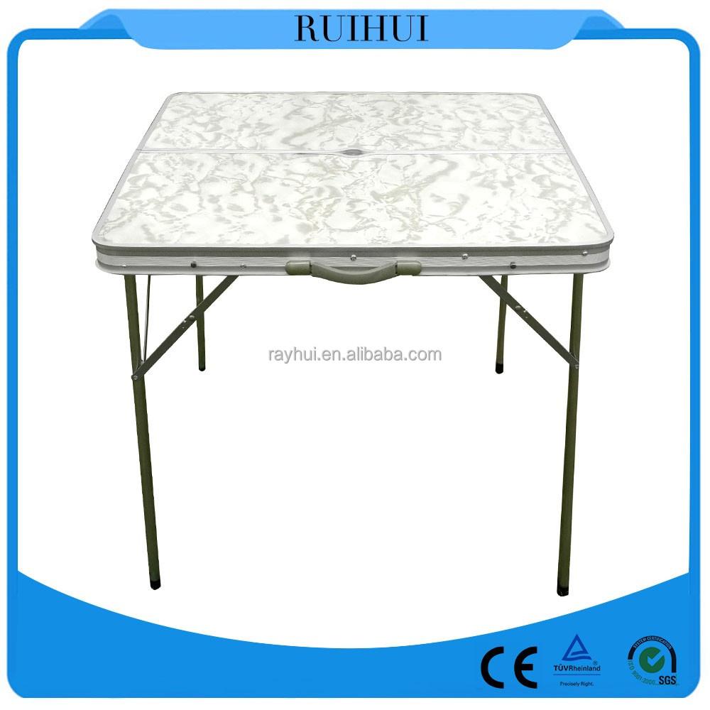 Hot selling Modern Folding Mahjong Table Square Folding Table