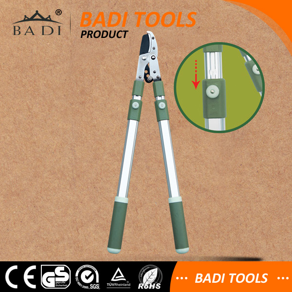 High Quality Best selling telescopic garden tools long reach tree loppers