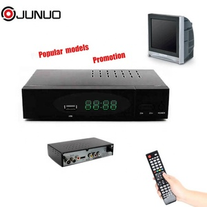 JUNUO Digital TV Receiver HD Set Top Box Manufacturer Free to Air DVB T2 for LED TV