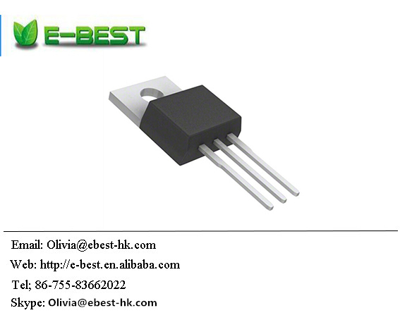 30V 75A MOSFET electronic components on china marketplace PSMN003-30P,127