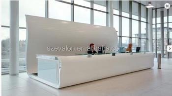 Scrivania Reception Ufficio : Aeroporto attrezzature marmo reception contatore scrivania con