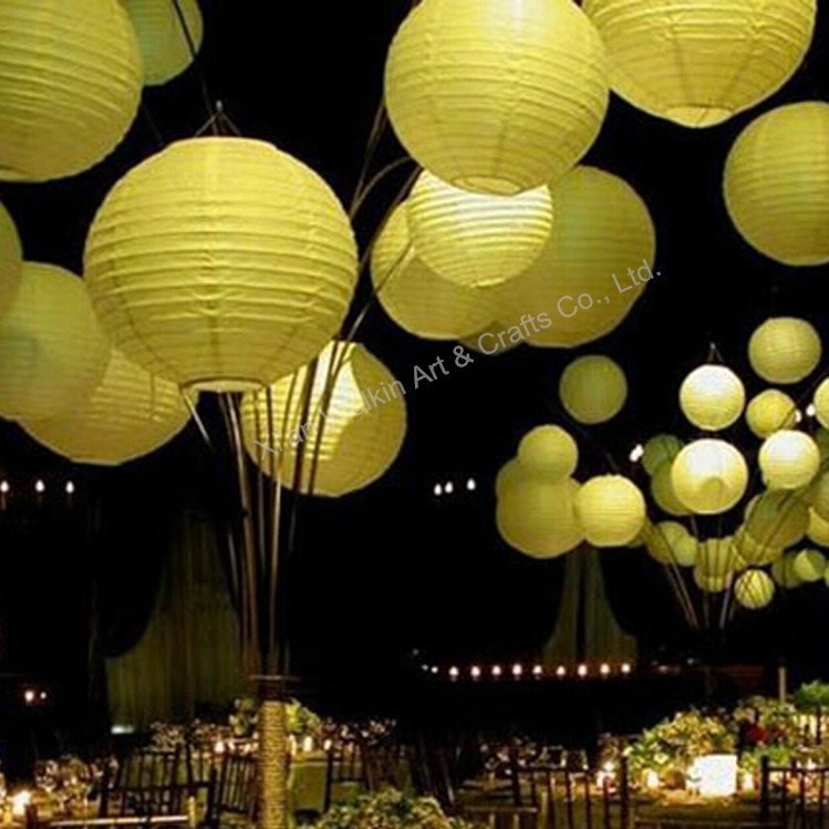 Chinese Lamp Paper Lanterns Party City
