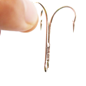 FSH175 Good quality fishing hook high carbon steel treble hook