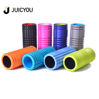 Factory direct sale eva+pvc yoga foam roller With Promotional Price