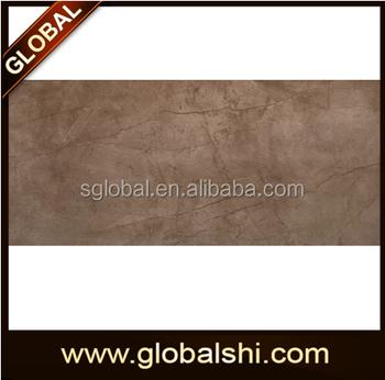 Glazed Full Body Porcelain Tile 600x900mm Brown Color