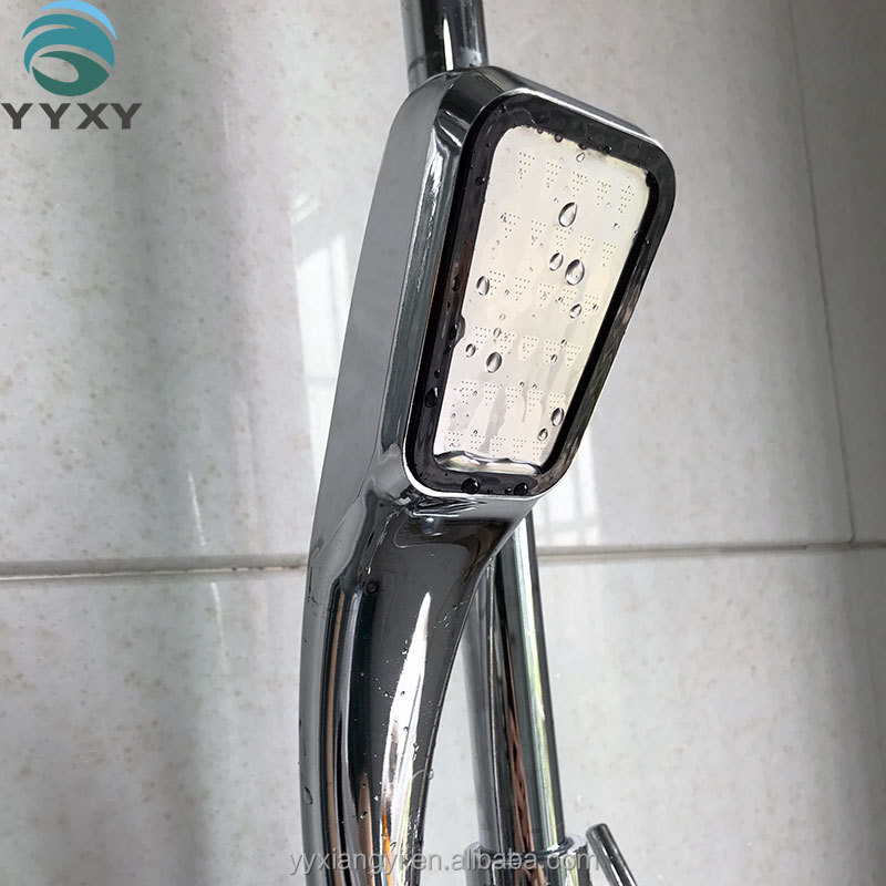 HS-0020 single function increasing water pressure hand held shower head