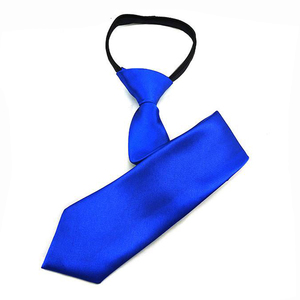 Wholesale india silk adjustable neck strap tie for man