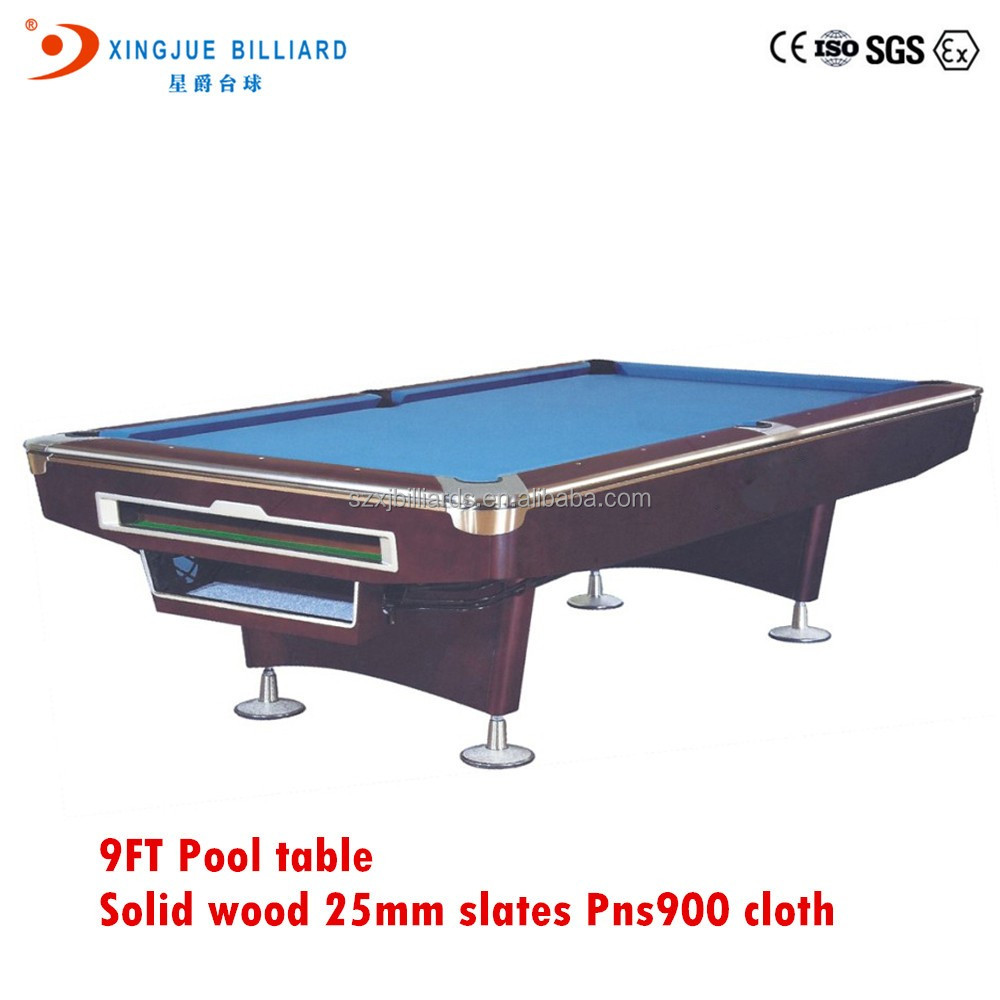 7ft Small Size Solid Wood Slate Pool Table Making By Xingjue Factory   Buy  Solid Wood Slate Pool Table,Small Size Pool Table,Small Pool Table Product  On ...