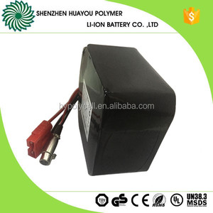48v 20ah e-bike/electric scooter lifepo4 battery pack 22ah with BMS and charger