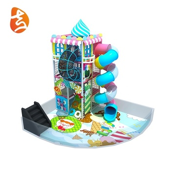 Wenzhou 6.7m*3m small toddler soft foam outdoor or indoor playground equipment for pool with slide