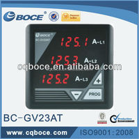 3 Phase Current Meter GV23AT