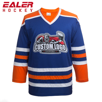 Team Custom Double Sided Reversible Sublimation high quality Ice Hockey  Jerseys 64d54101c
