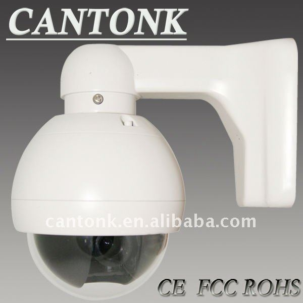 "1/4"" Super HAD Sony Color CCD Security Camera"