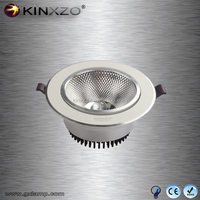 ceiling light commercial recessed COB led downlight 7W