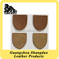 Manufacture Price Leather Hand Tag Genuine Leather Custom Tags