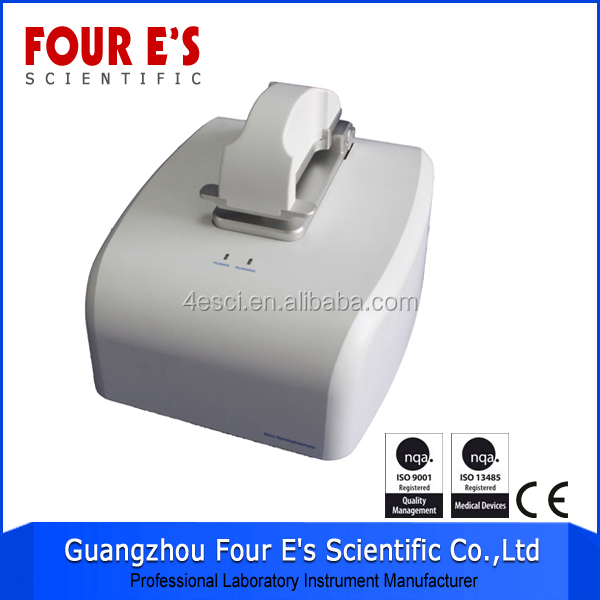 Four E's Scientific High Quality Cheap Price of Digital Spectrophotometer