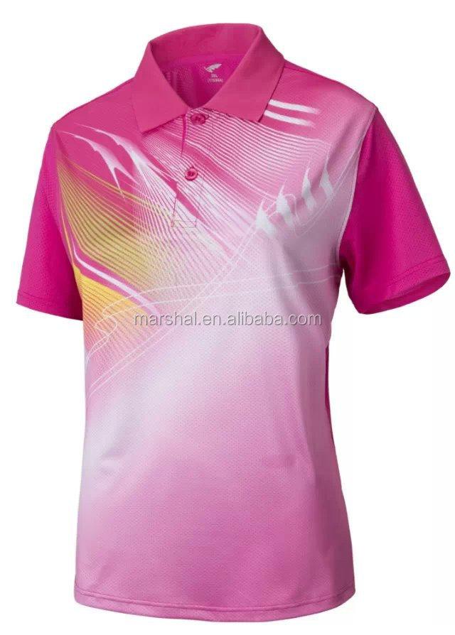 100 polyester women sportswear cheap blank pink for Design t shirt sport
