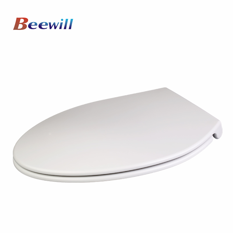 US standard soft close hydraulic toilet seat