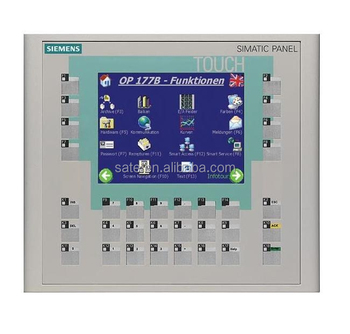User manual simatic op7 panel