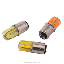 1156 ba15s 1157 bay15d auto led bulbs cob 20w amber led strobe lights 12v cob 10w led flashing strobe light