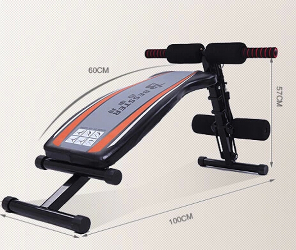Js 005f New Best Ab Bench Fitness Mini Home Exercise Exercises
