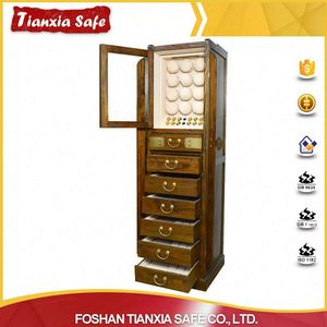 Fashionable watch winder case safes with high standard