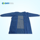 Long sleeve sterile medical disposable surgical gown