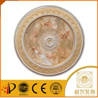 China building materials Middle East style Hotsell plaster of paris ceiling designs cost for shops