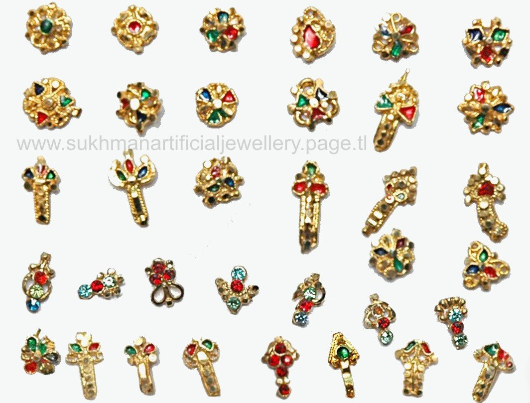 Gold Nose Pin, Gold Nose Pin Suppliers and Manufacturers at ...