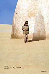 Star Wars: Episode I - The Phantom Menace - Movie Poster: Teaser (Size: 27'' x 40'') Poster Print, 27x40