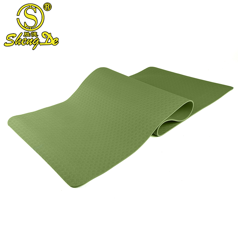 Easy to clean and long-lasting tpe foam balance pad balance mat factory