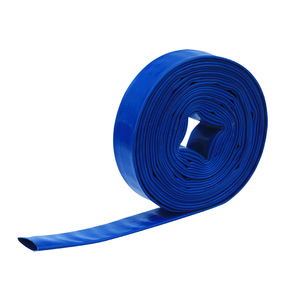 "1"",1""-12"",2"",4"",,6"",8"" 50m 100m agriculture irrigation non smell pvc layflat hose"