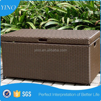 Fancy Outdoor Rattan Storage Box RK003