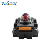 Explosion proof Waterproof NEMA4&4X FP04ZC-B Limit Switch Types of Electrical Position Monitor for Sale