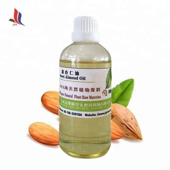 hot selling good quality sweet almond oil for massage