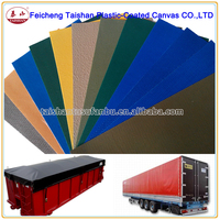China Supplier PVC Coated Truck Cover Cloth/ Truck Cover Tarpaulin