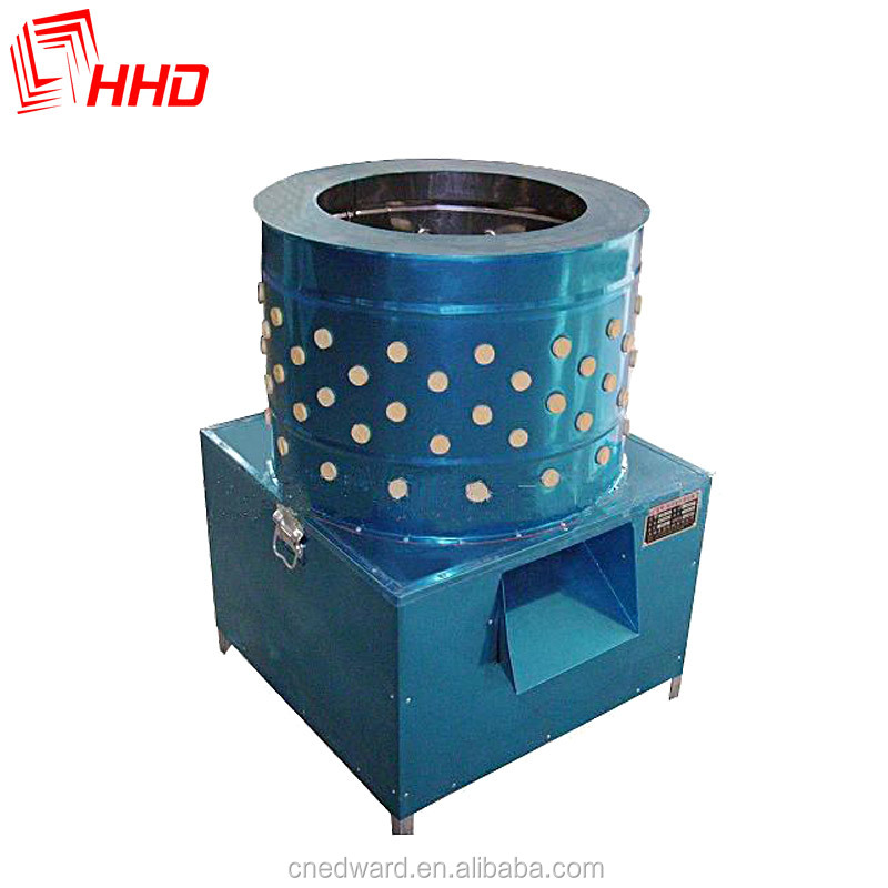 High Depilation Rate Chicken Plucker Machine/butcher equipment for sale