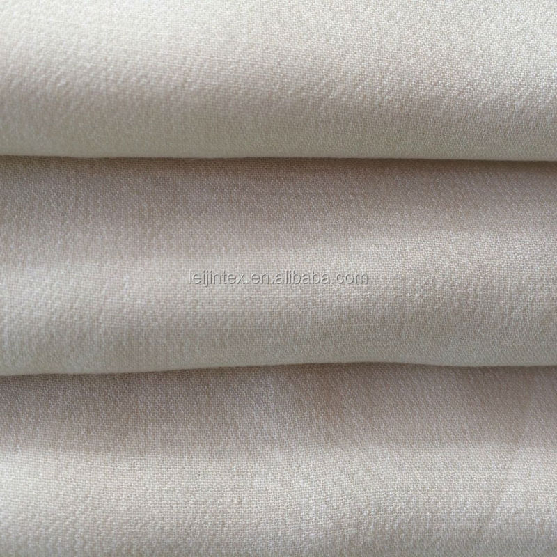 60S*60S Rayon Plain Pure Georgette Fabric