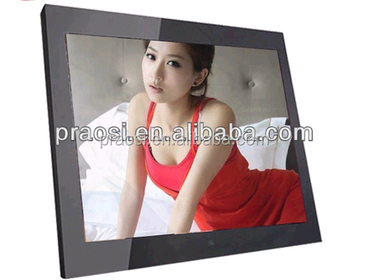 15 inch Photo Video Display Stand Digital photo picture Frame LCD