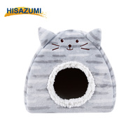 Manufacturer Hisazumi New design Pet cat House/ pet cat cave /cat Dog Beds