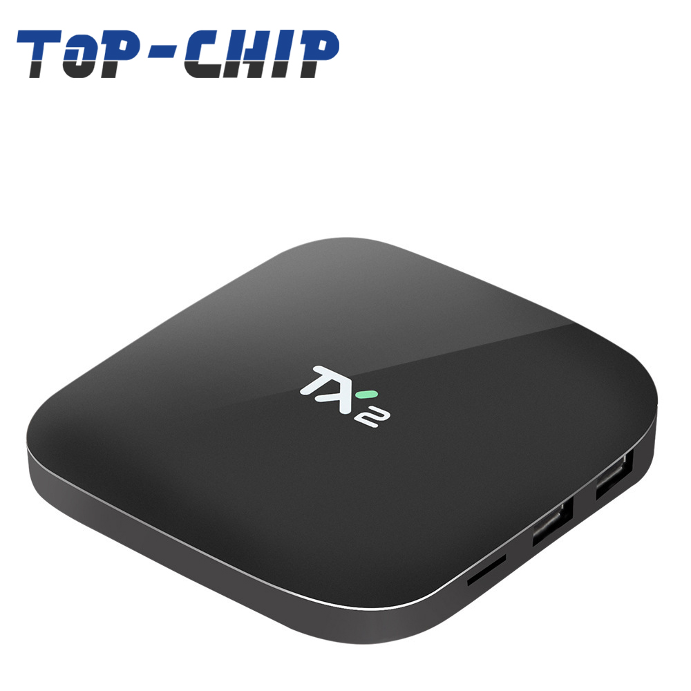 New Improved Android 6.0 Set Top Box Tx2 Rk3229 2G 16G Tv Receiver 4 K Multi Language Smart Tv Box