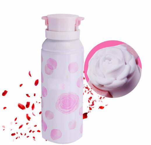 Wholesale Best Cleanser 3D Rose Foam Facial Cleanser for Oily Skin