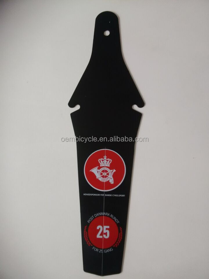 cheap colorful mini fender popular design mudguard can custom logo